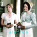 Lizzy and Jane Bennet