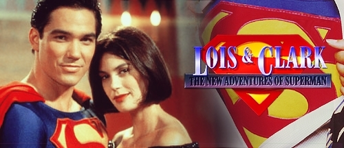 Lois and Clark: The New Adventures of super-homem