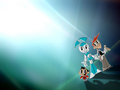 MLaaTR Wallpaper - my-life-as-a-teenage-robot wallpaper