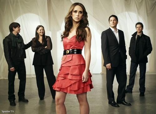 """Main Cast. Season4 """"Ghost Whisperer"""" Promotional."""