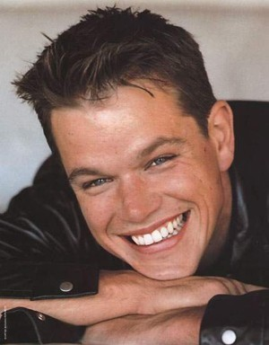 KEEP SMILING wallpaper called Matt Smile
