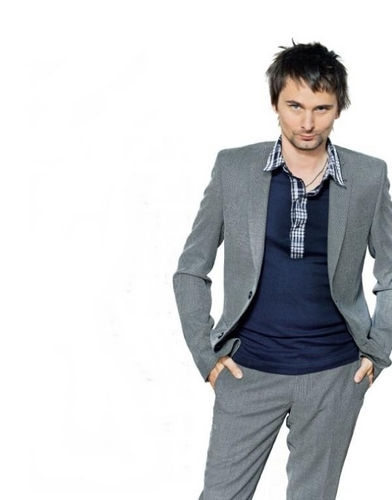 Matthew Bellamy wallpaper containing a well dressed person titled Matthew