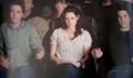 Mike,Bella and Jake from Movie companion - twilight-series photo