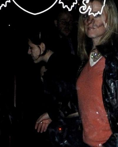 更多 of Rob & Kristen out together