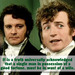 Mr. Darcy and Mr. Bingley