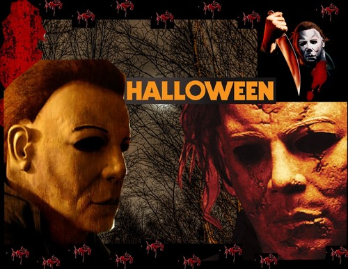 Michael Myers wallpaper containing anime titled Mr. Myers