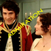Mr. Wickham and Lizzy Bennet