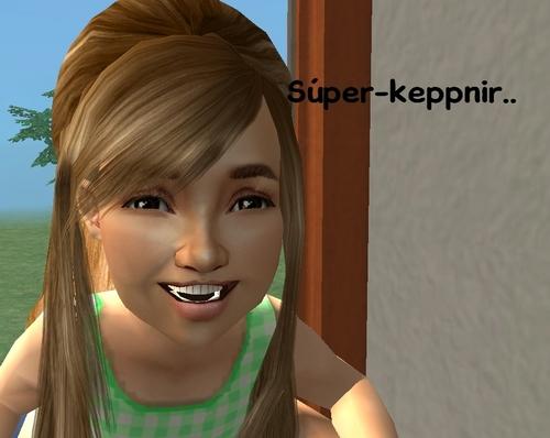 My Sims models <3