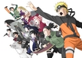Naruto Shippuuden Movie 3 - Inheritors of the Will of api, kebakaran
