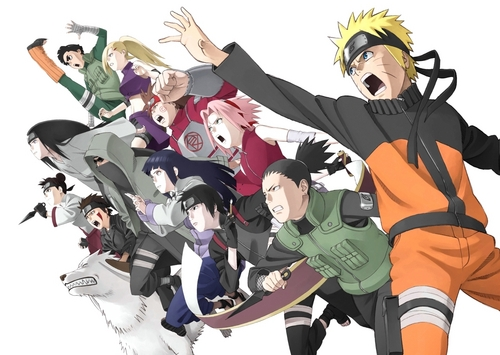 Naruto Shippuuden Movie 3 - Inheritors of the Will of brand
