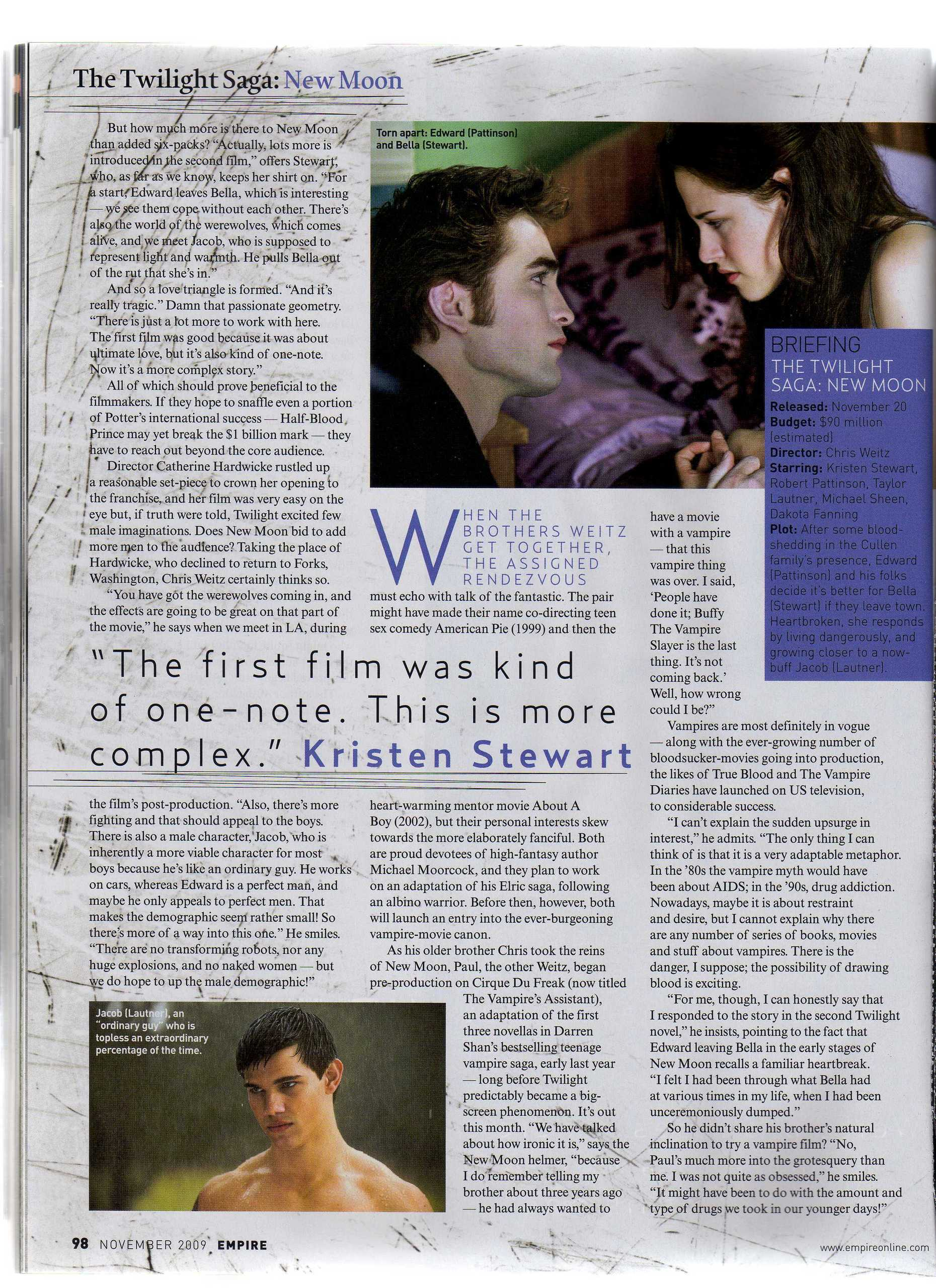 New Moon Empire Magazine