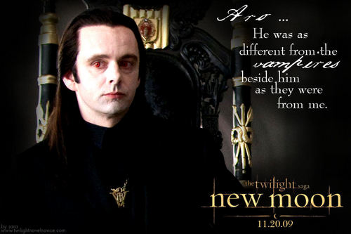 The Volturi wallpaper possibly containing a sign and a concert entitled New Moon