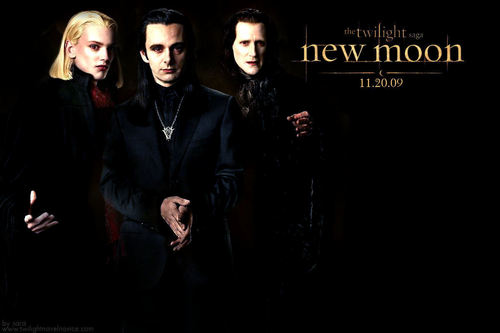 The Volturi wallpaper titled New Moon