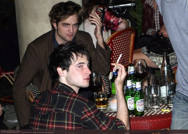 New / Old Rob