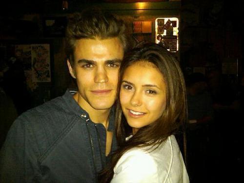 Nina and Paul