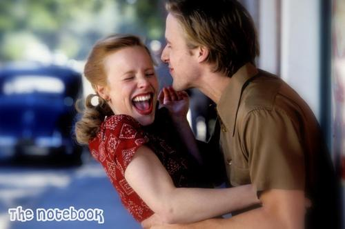 The Notebook wallpaper titled Noah and Allie