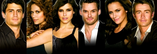 One Tree Hill wallpaper probably containing a portrait called OTH season 7 cast