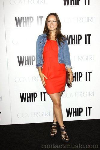 Olivia@'Whip It' Los Angeles Premiere