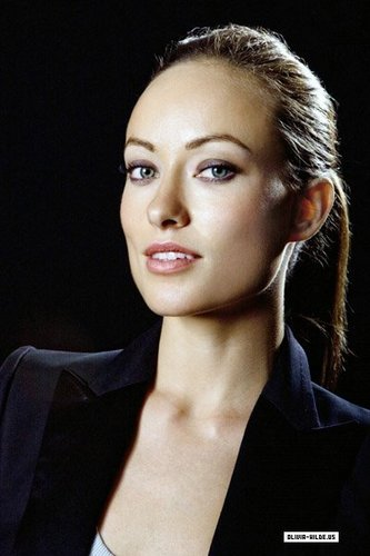 Olivia Wilde Comic Con portraits