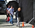 On set. Eclipse  - twilight-series photo