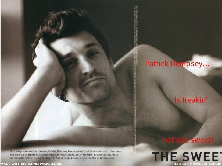 Patrick (L) - patrick-dempsey photo