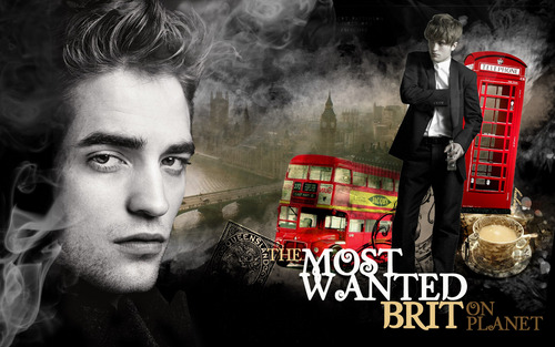 Pattinson wallpaper