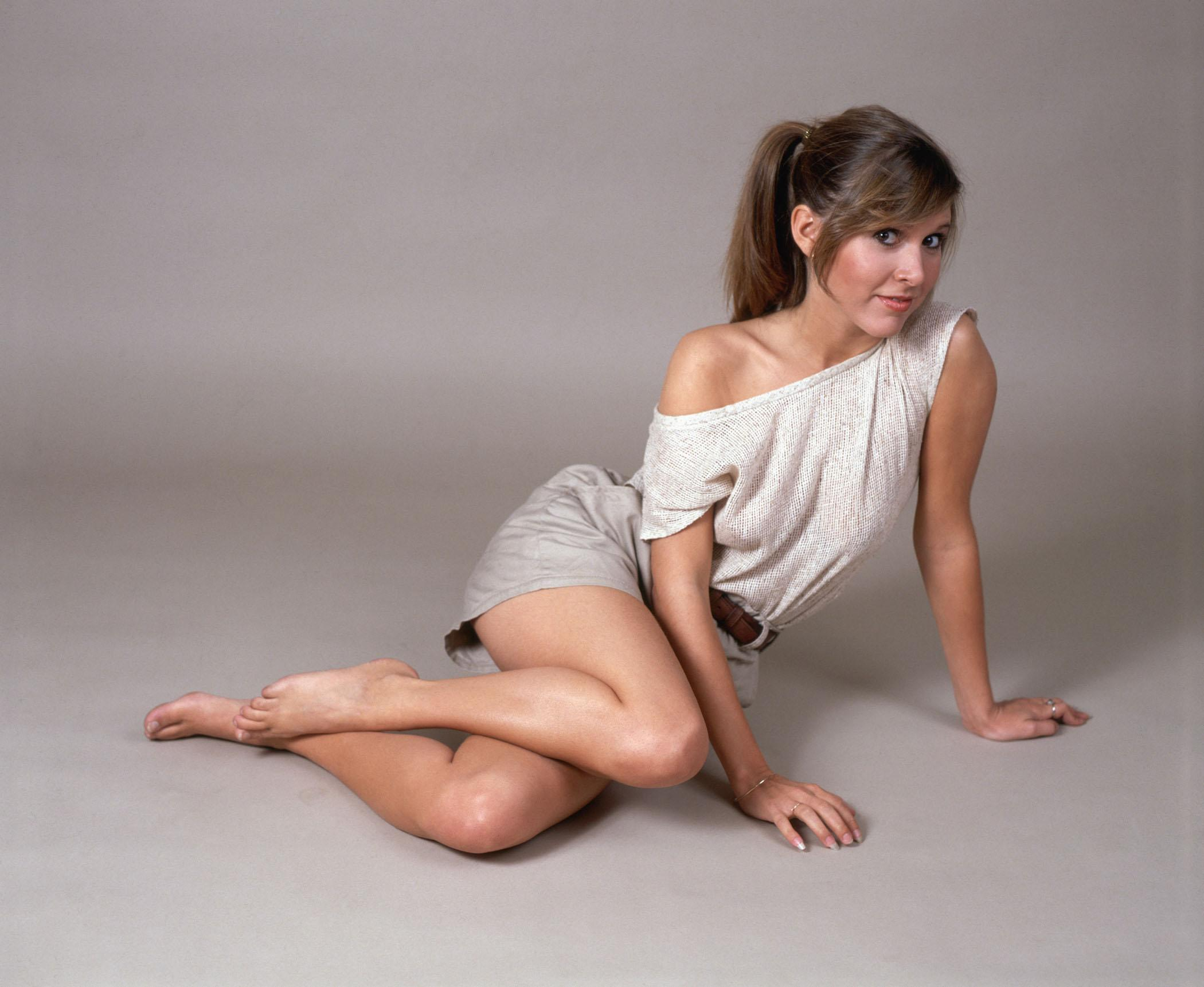 Photoshoot - Carrie Fisher Photo (8433309) - Fanpop