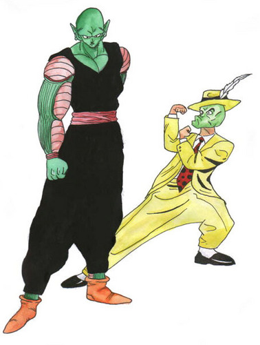 Piccolo Vs LOL!!! :P