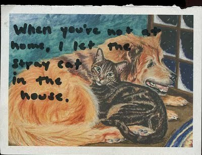 PostSecret - 4 October 2009