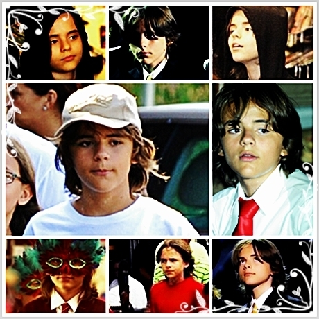 Prince Michael Jackson wallpaper possibly with a portrait titled Priince Michael Jackson <3