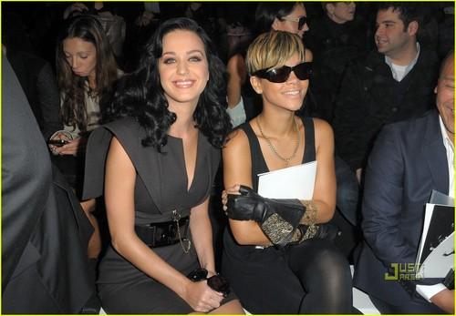 Rihanna & Katy