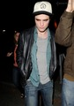 Robert Pattinson Out and About on October 3rd 2009 - twilight-series photo