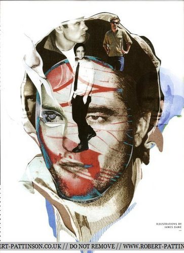 Robert Pattinson in GQ Style Magazine