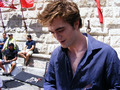 Robert filming - twilight-series photo