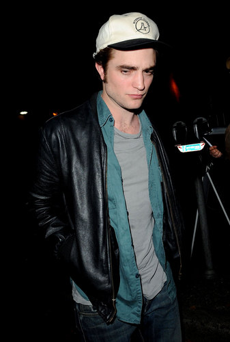Robsten's datum Night