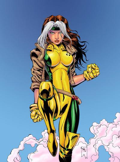Image result for rogue marvel