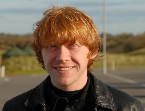 Rupert Grint goes golfing in Southport resort(03.10.09)