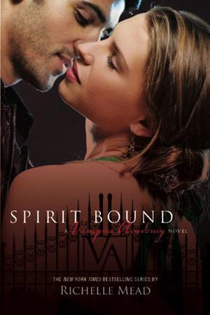 Vampire Academy - Rechelle mead SPIRIT-BOUND-COVER-vampire-academy-series-8477547-300-450