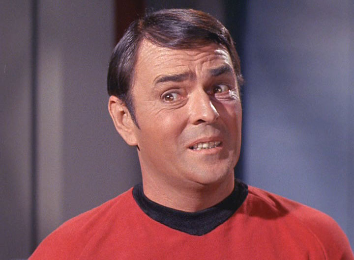 Scotty From Star Trek