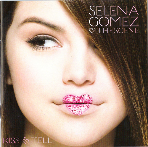 Selena Kiss and Tell Album Scans