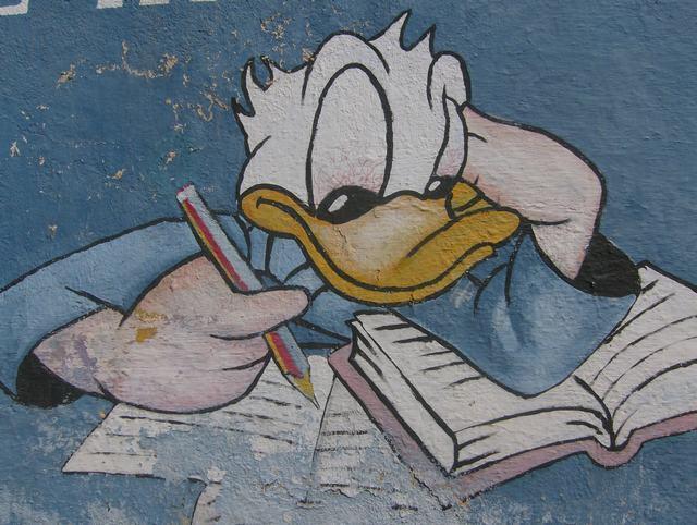 Serious Donald
