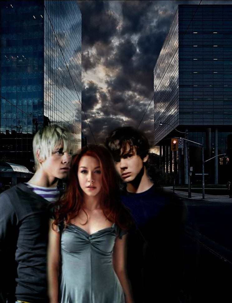 Mortal instruments city of glass