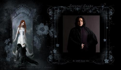Snape's Mirror