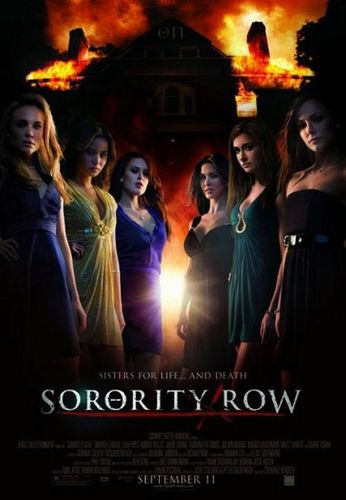 Sorority Row Promotional Poster