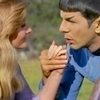 Spock/Leila - star-trek-couples Icon