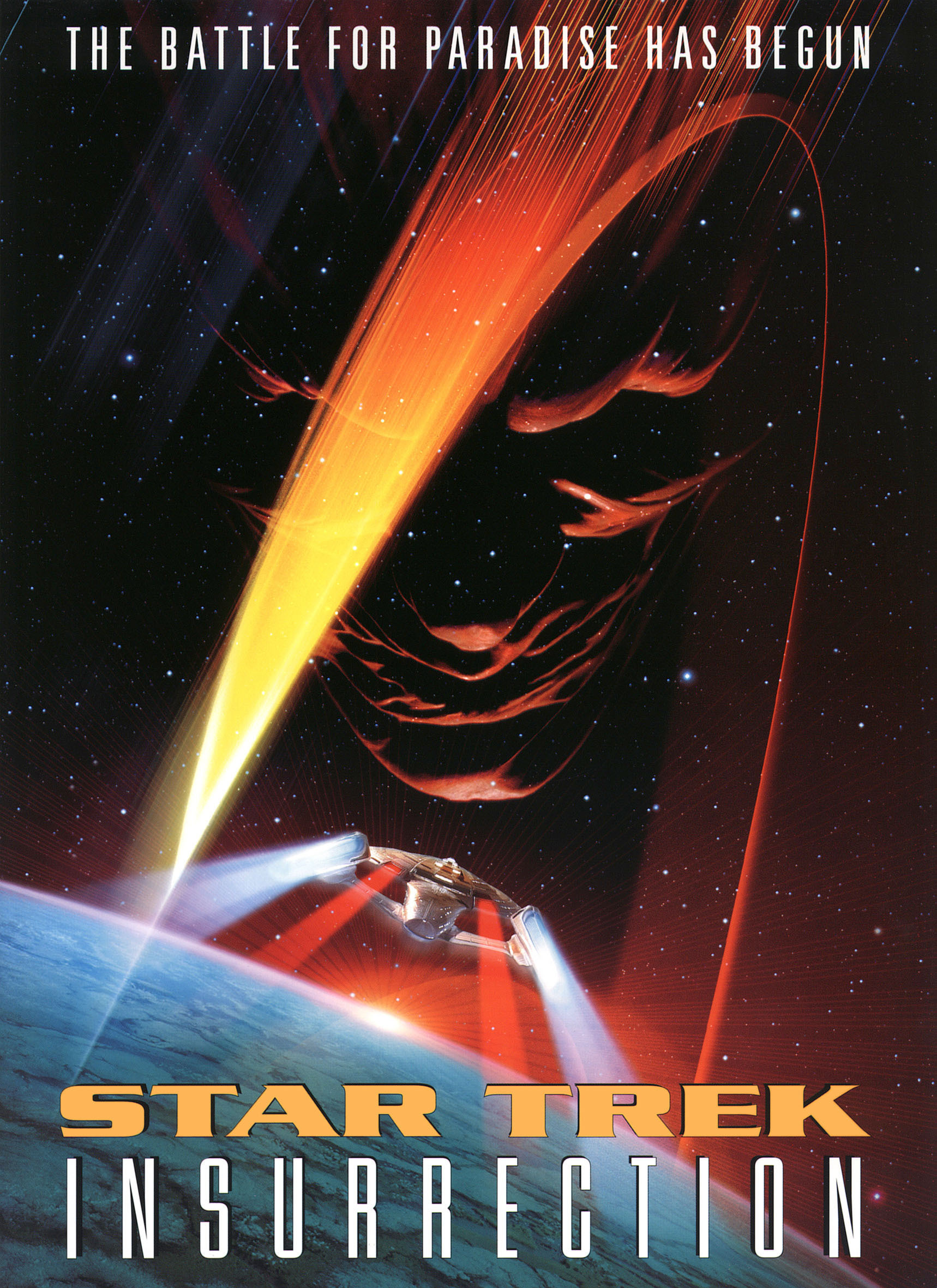 Star Trek Movies Images IX Insurrection Poster HD Wallpaper And Background Photos