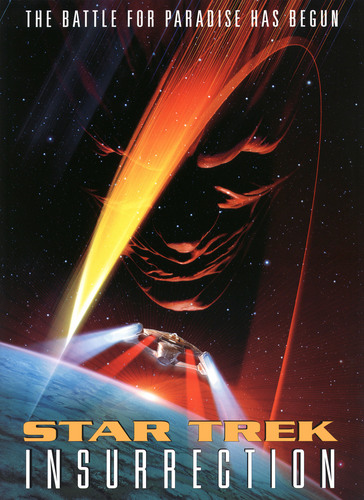 bintang Trek IX: Insurrection poster