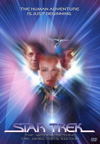 星, つ星 Trek: The Motion Picture poster