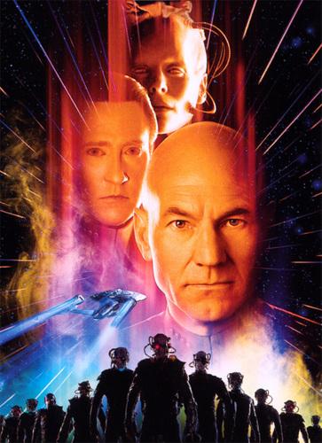 bintang Trek VIII: First Contact poster