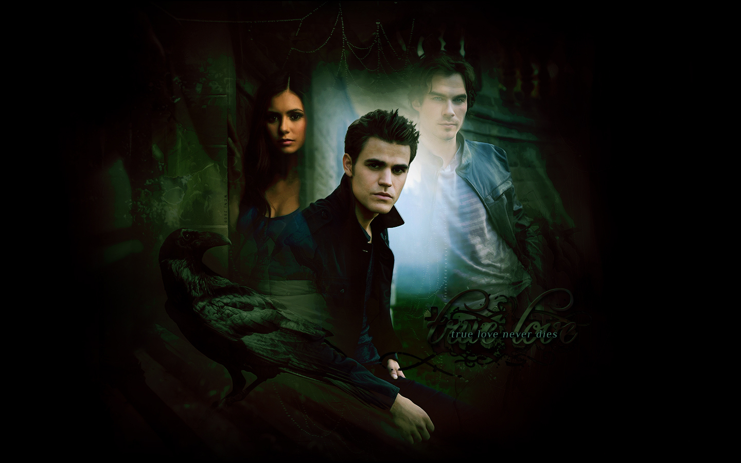The Vampire Diaries images Stefan, Elena and Damon HD ...